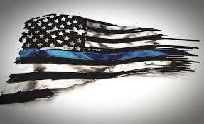 American Battle Flag Battle Worn Tattered American Flag U2013 Freeman Steel Designs