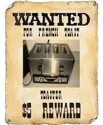 Toaster Meme Missing Toaster Imgur