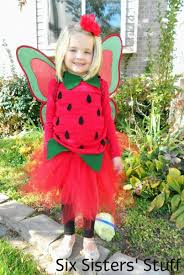 Strawberry Halloween Costume Baby Knock U0027em Dead Diy Custom Costumes Hlntv