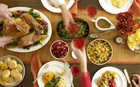 thanksgiving potluck saturday 11 28 from 2 5pm
