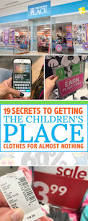 Macy S Children S Clothes 19 Secrets To Getting The Children U0027s Place Clothes For Almost