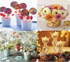 Homemade Table Centerpieces by Handmade Wedding Centerpieces Ideas Wedding Invitation Sample