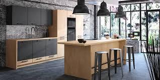 mesure cuisine cuisine sur mesure style industriel en bois cuisines sur mesure et