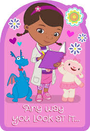 doc mcstuffins wrapping paper doc mcstuffins awesome kid birthday card greeting cards
