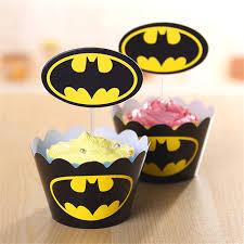 batman baby shower decorations aliexpress buy hey batman theme party series 12pcs