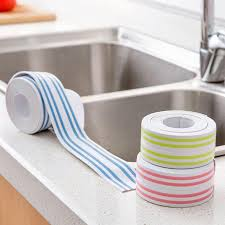 stick wall picture more detailed picture about colorful kitchen colorful kitchen bathroom sink stickers waterproof mildew resistant stick wall sealing stripe kitchen accessories