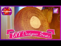How To Use Old Tires For Decorating Diy Tutorial How To Make Designer Seats Using Old Tyres Youtube