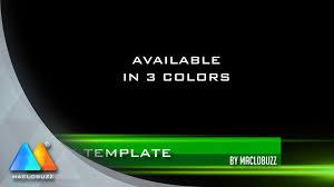 stripes lower third free template sony vegas pro 11 youtube