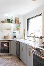 small kitchen cabinets small kitchen remodel sugar and charm