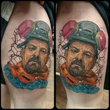 breaking bad tattoo done by danny b yelp