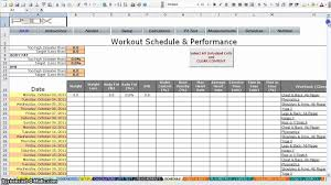 Schedule E Worksheet Body Beast Workout Schedule Goddess Workout