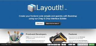 layoutit video 12 bootstrap developing tools xml swf