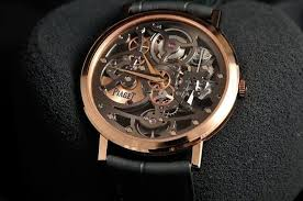 piaget automatic piaget i this gold altiplano skeleton black automatic