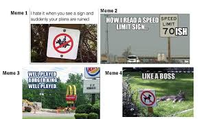 Sign Memes - memes for meals voting montana food bank network