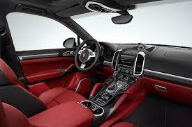 Porsche Cayenne Interior - porsche cayenne turbo s porsche cayenne gts 2015 white 2015