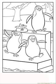 Madagascar Coloring Pages Coloring Free Dancing Coloring