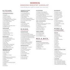 great wedding registry ideas free printable wedding registry checklist weddings wedding and