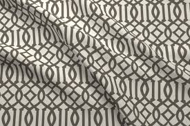 imperial trellis taupe reverse fabric mrsmberry spoonflower
