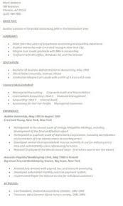 Accountant Resume Samples by Junior Tax Accountant Resume Accounting Resume Samples