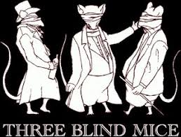 The Blind Mice 19 Best Mice Images On Pinterest Three Blind Mice Nursery