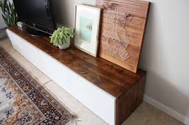 ikea besta media storage enjoy it by elise blaha cripe diy media cabinet