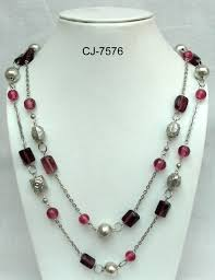 bead necklace jewellery images Glass beads necklaces handmade beaded necklaces wholesale bead jpg