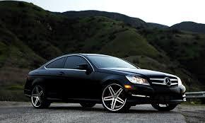 black mercedes lexani wheels the leader in custom luxury wheels 2012 black