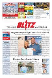 Schlafzimmerm El Altdeutsch Wismarer Blitz Vom 16 07 2017 By Blitzverlag Issuu