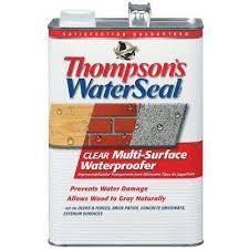 thompson u0027s waterseal masonry brick u0026 stucco paint exterior