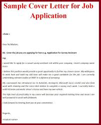 how to write good cover letters speculative cover letter example