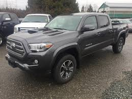 nissan langley 1985 used toyota tacoma 2017 for sale in langley british columbia