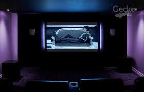 Home Cinema Design Gecko Home Cinema - Home cinema design