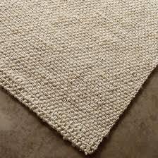 Mini Pebble Wool Jute Rug Neutral Rugs Beige Gray White U0026 Cream Shades Of Light