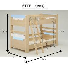 Bunk Bed Drawing Sugartime Rakuten Global Market Slatted Bed Base Bed No