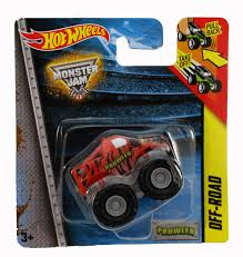 monster truck jam toys hote wheels monster jam speed demons mini prowler