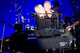 toyota camry commercial actress drummer lindsey buckingham christine mcvie mix new songs with fleetwood mac