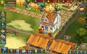 the tribez game review for the kindle fire hd levelskip
