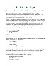 self introduction sample essay example of a reflection essay examples of narrative essays do i example of a reflection essay essay structure format examples of college reflective essay examples nursing enchanting self reflection paper example family