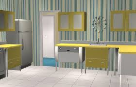 1960 Kitchen by Mod The Sims 1960 Mid Century Modern Better Homes U0026 Gardens
