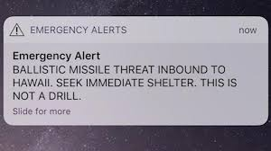 Hawaii Memes - hawaii missile false alarm know your meme