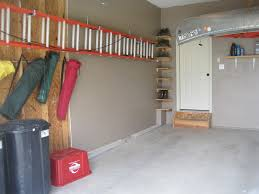Building Wood Shelves For Garage Attached To Studs by Designed To Dwell Making Use Of Some Studs