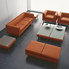 contemporary sofa contemporary sofa leather for public buildings commercial