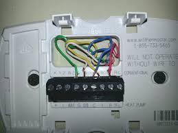 honeywell heat pump thermostat wiring diagram incredible carlplant