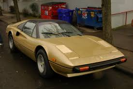 golden ferrari price the life mechanical fantasy matchup 1978 ferrari 308 gts vs