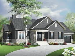Empty Nester Home Plans | empty nester home plans affordable empty nester house plan 027h