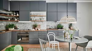 white and grey modern kitchen modern kitchen gray color gray interior youtube