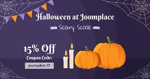 Halloween Sale Boo Halloween Sale On Joomplace