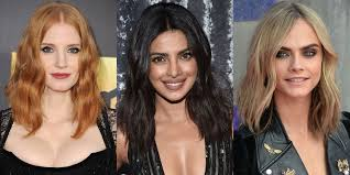 show me rockstar hair cuts 33 best medium hairstyles celebrities with shoulder length haircuts