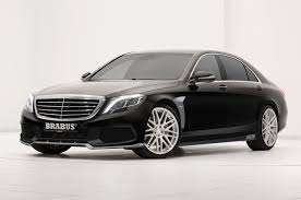 2014 mercedes benz s550 and s63 amg tuned by brabus european car