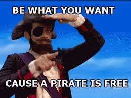 You Are A Pirate Meme - image 5alzd4v gif le miiverse resource wiki fandom powered